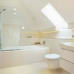 Loft conversion for property in Brighton